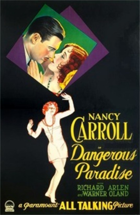 1930 Dangerous Paradise