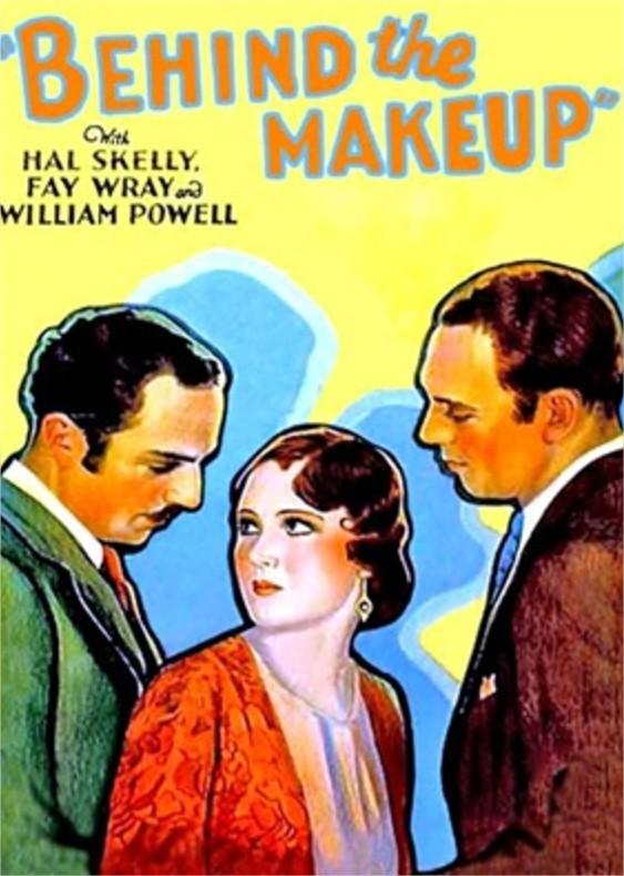 1930 Sous le maquillage
