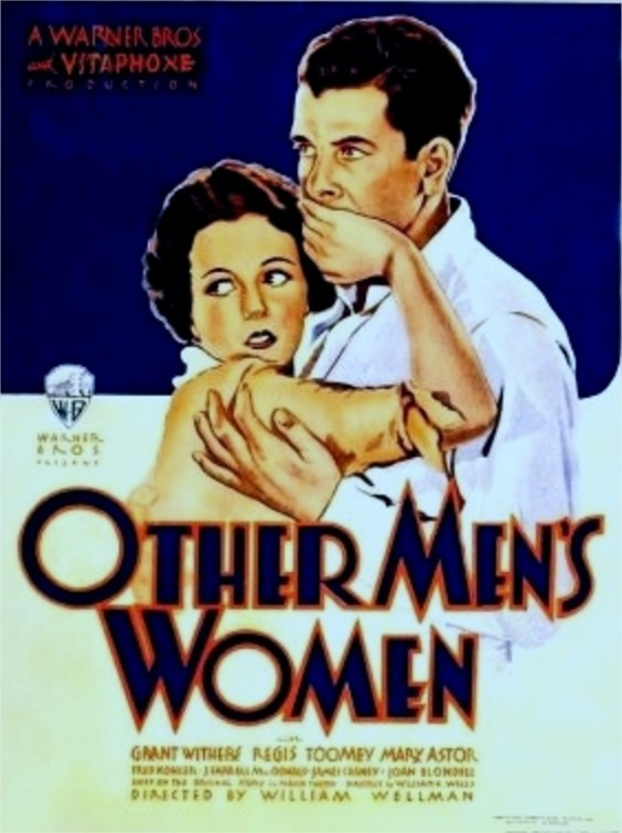 1931 Other men's women