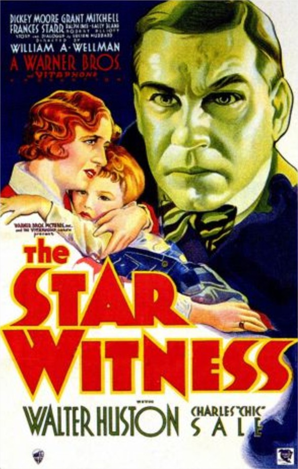 1931 The Star Witness