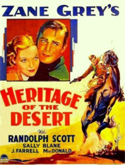1932 Heritage of the Desert