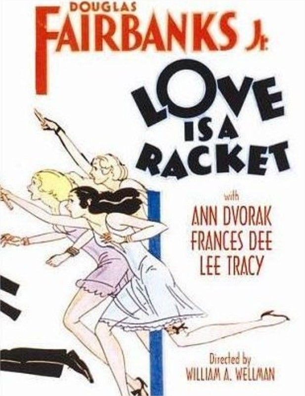 1932 Love is a racket