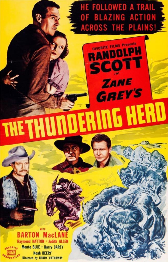1932 Thundering Herd