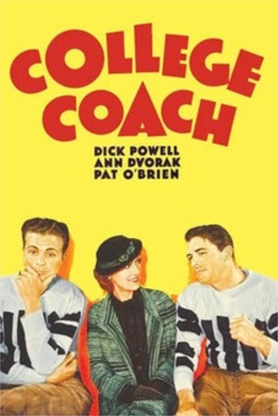 1933 College Coach