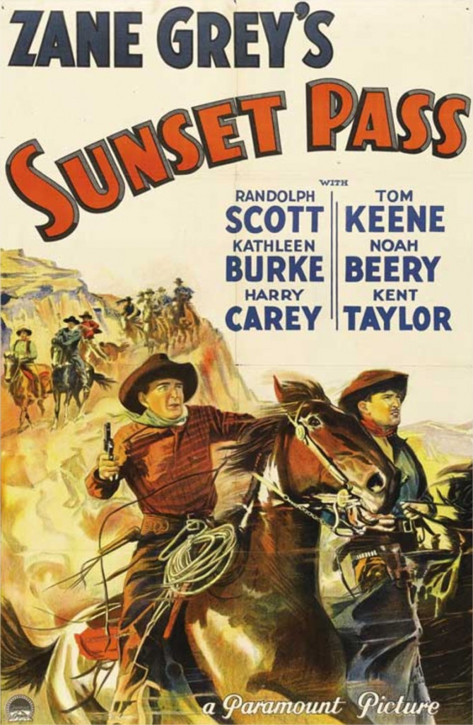 1933 Sunset Pass
