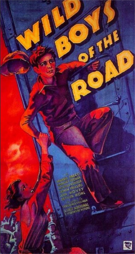 1933 Wild boys of the road