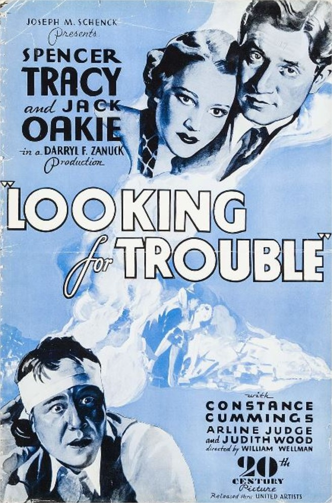 1934 Looking for trouble