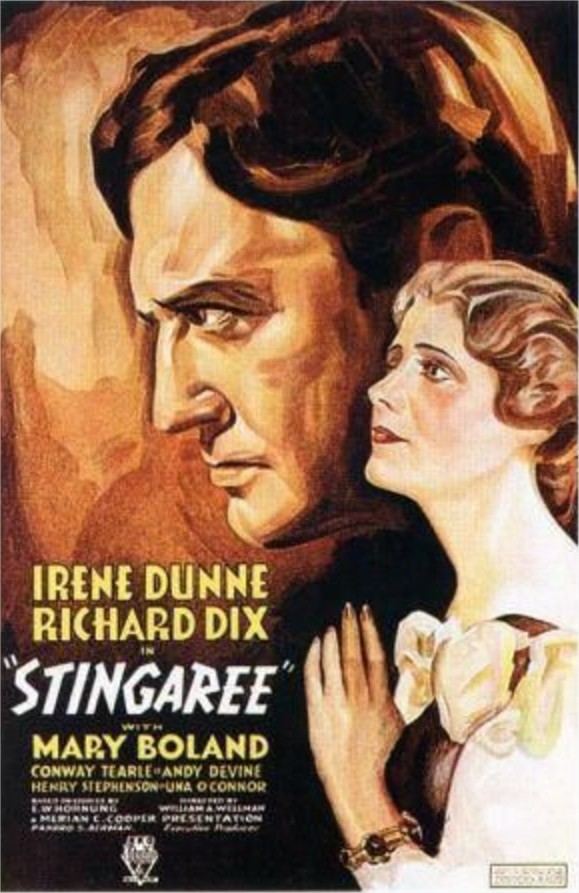 1934 Stingaree