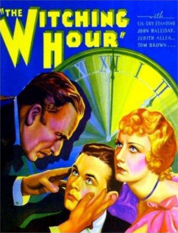1934 The Witching hour