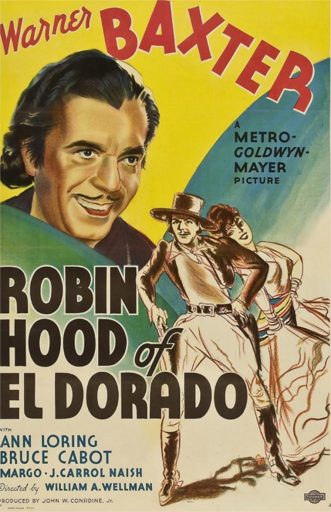 1936 Robin des Bois d'Eldorado