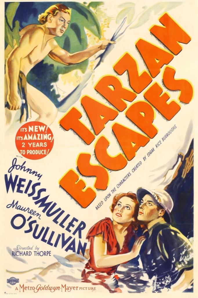 1936 Tarzan s'évade