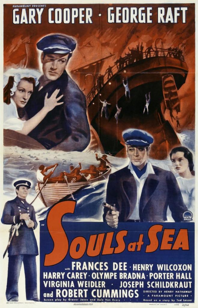 1937 Âmes à la mer