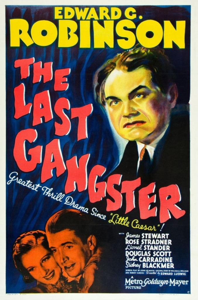 1937 Le Dernier Gangster