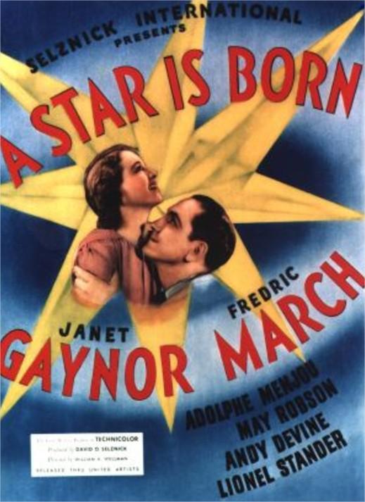 1937 Une étoile est née