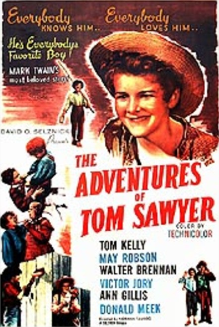1938 Les Aventures de Tom Sawyer
