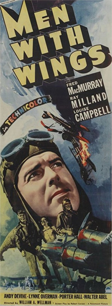 1938 Les Hommes volants
