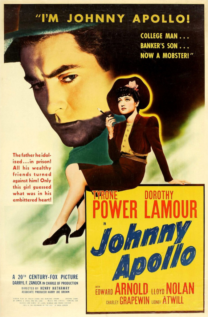 1940 Johnny Apollo