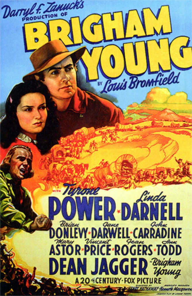 1940 L'Odyssée des Mormons