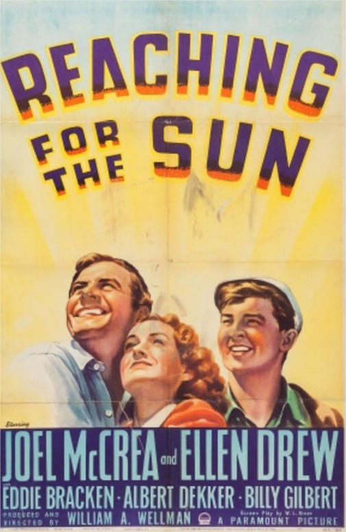 1941 Reaching for the sun