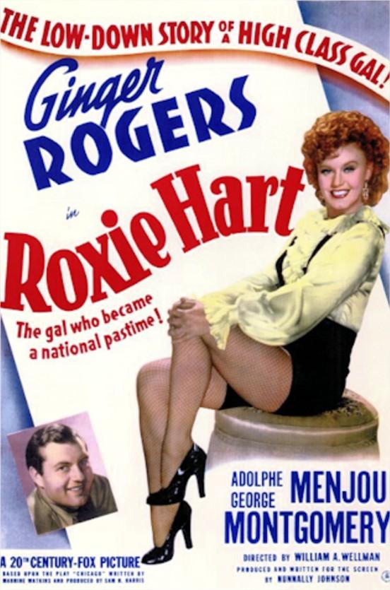 1942 La folle histoire de Roxie Hart