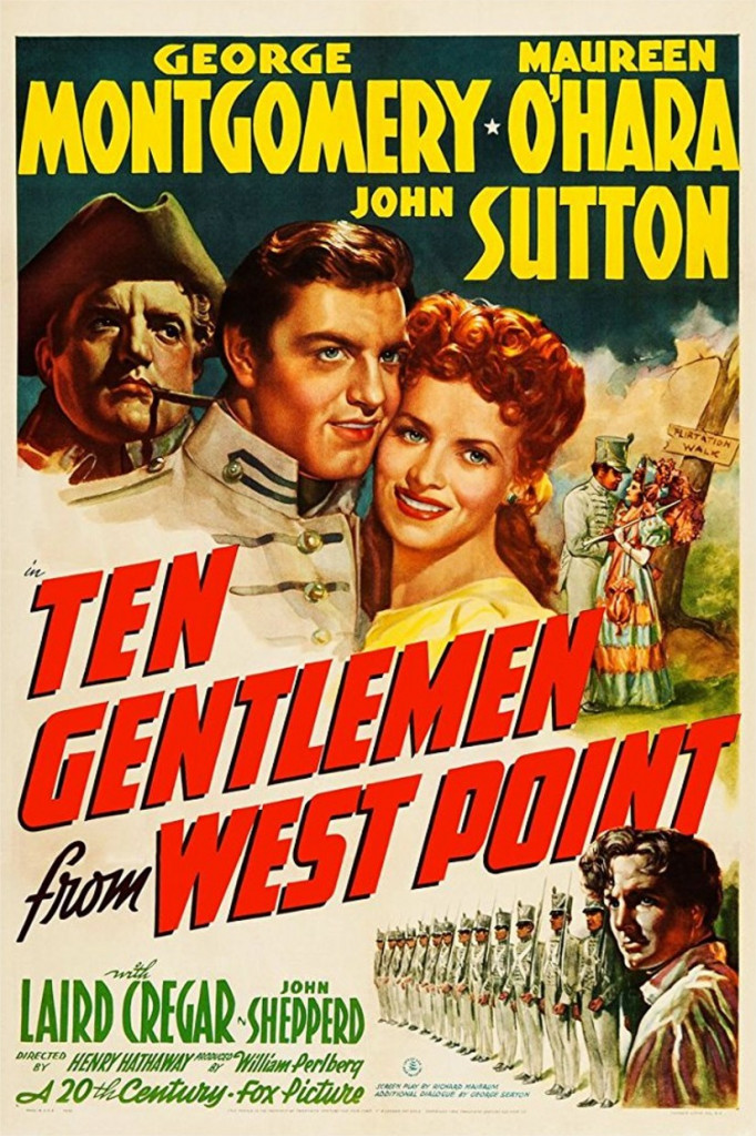 1942 Ten gentlemen from West Point
