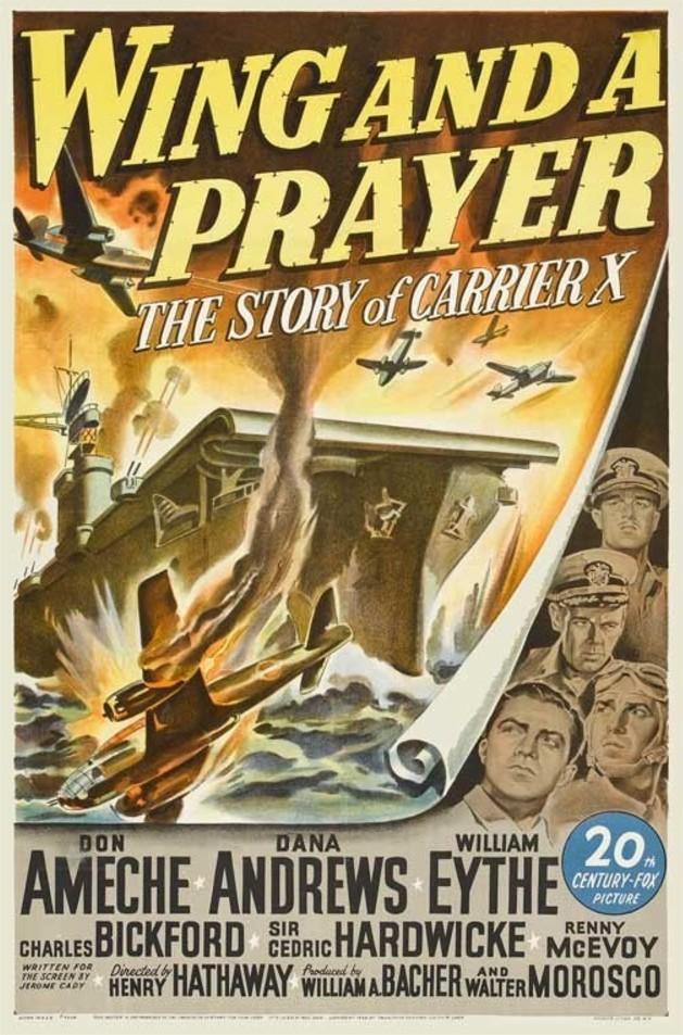 1944 Le Porte avions X