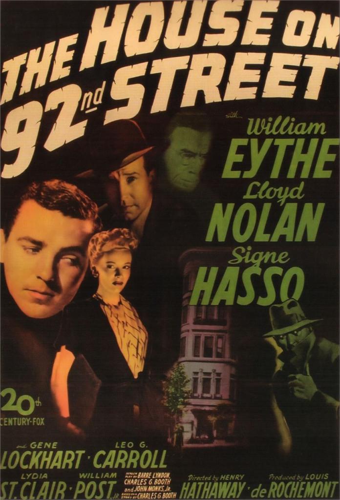 1945 La Maison de 92e rue