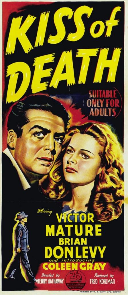 1947 Le Carrefour de la mort