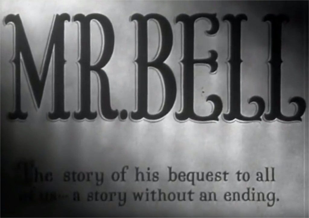 1947 Mr. Bell