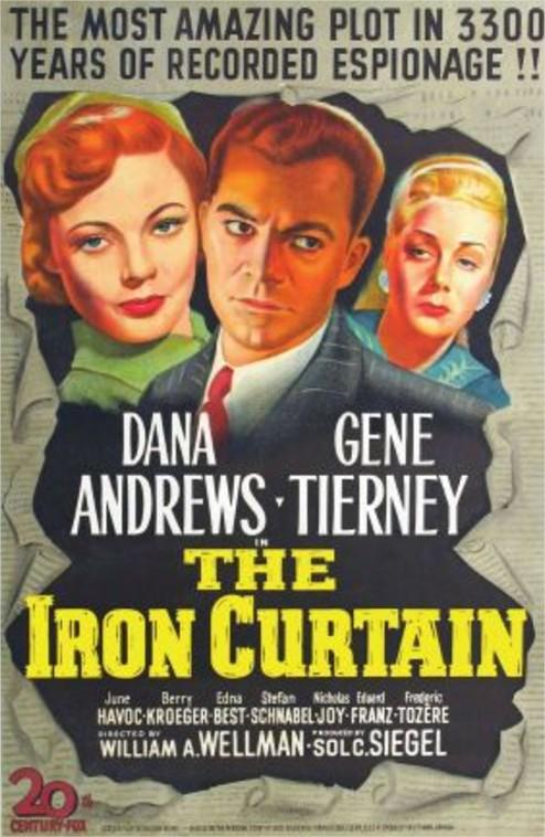 1948 Le Rideau de fer