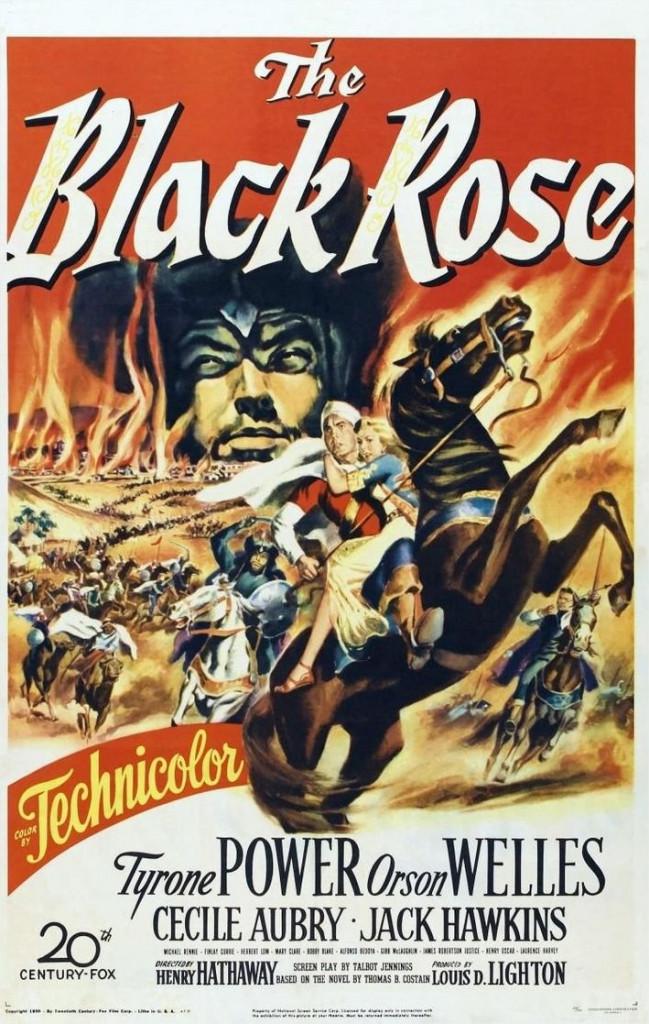1950 La Rose noire