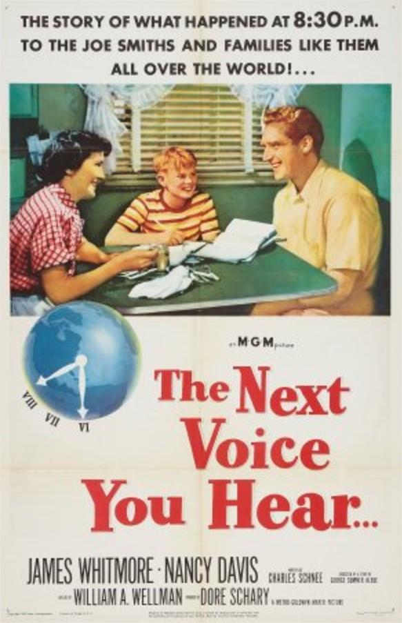 1950 La Voix que vous allez entendre