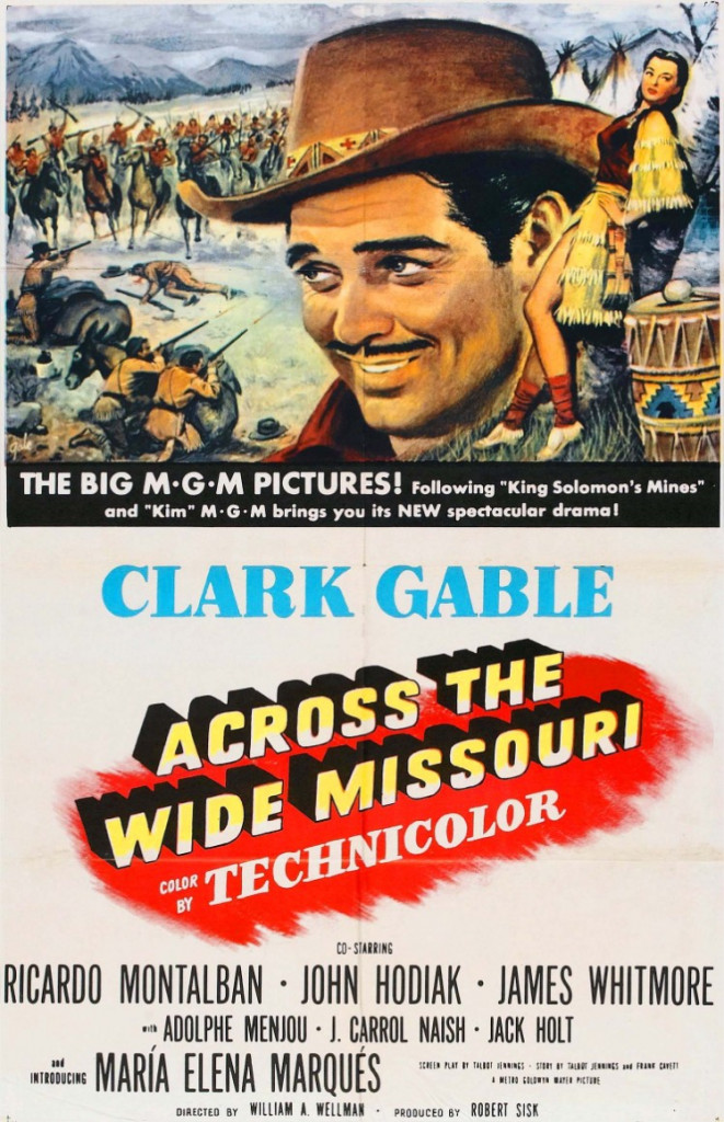 1951 Au-delà du Missouri