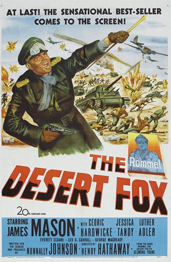 1951 Le Renard du désert