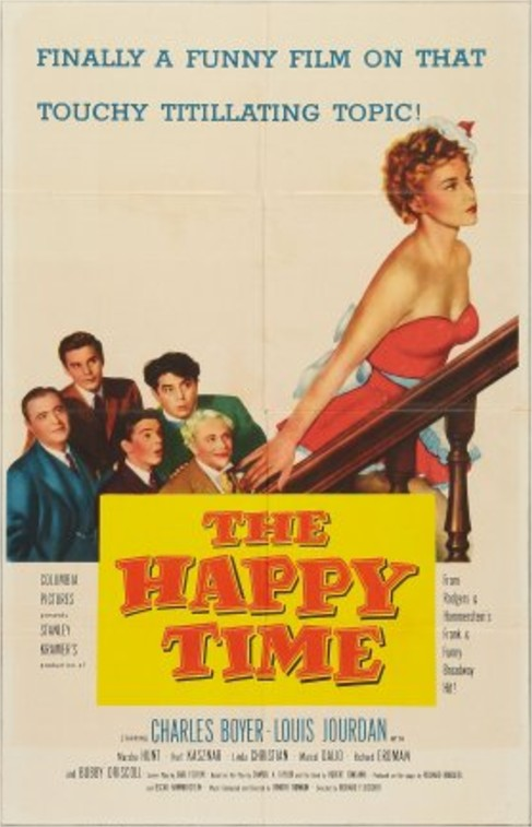 1952 The Happy Time