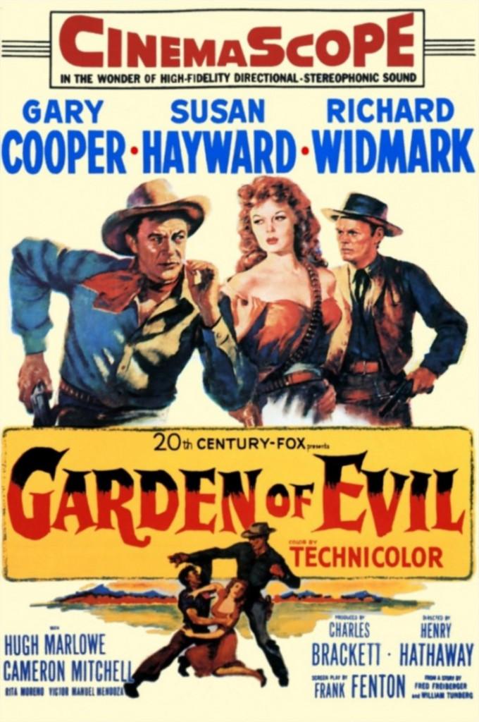 1954 Le Jardin du diable