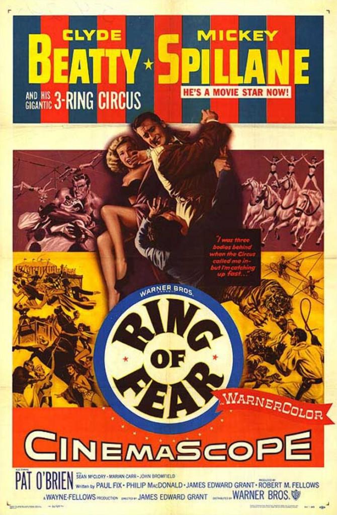 1954 Les Géants du cirque