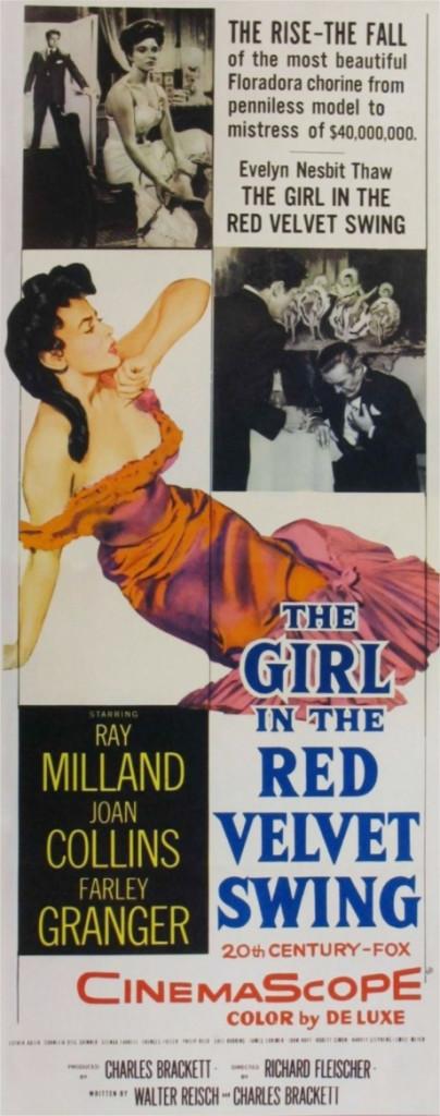 1955 La Fille sur la balançoire