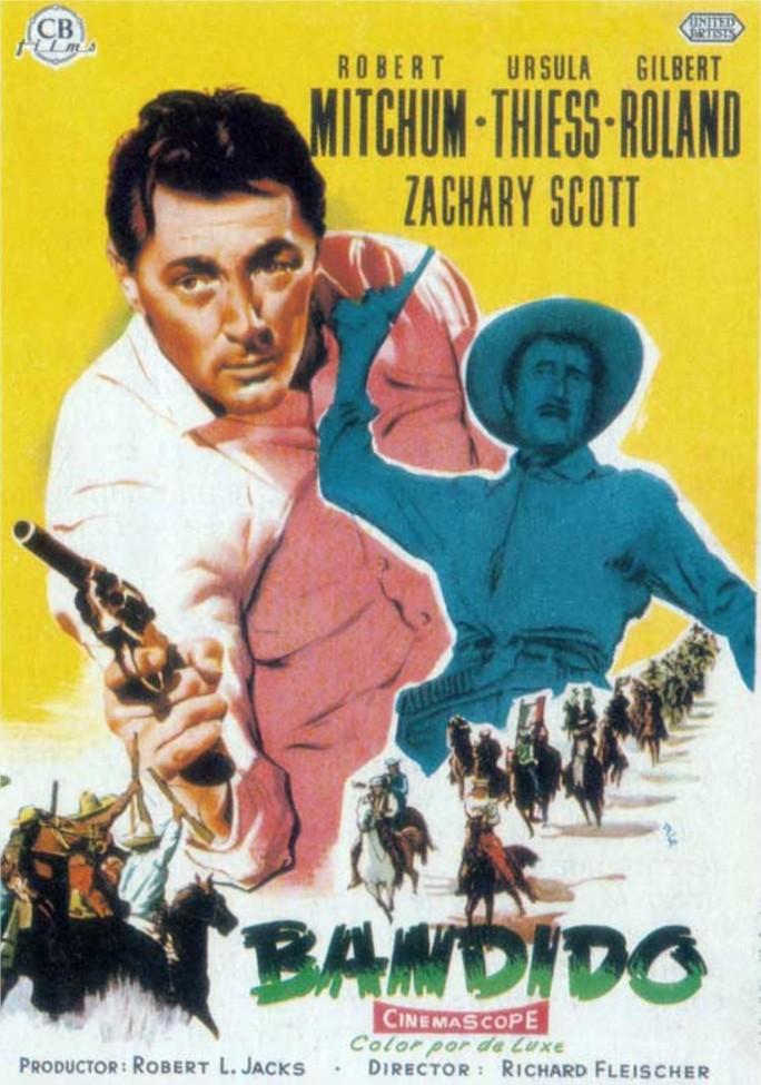 1956 Bandido Caballero