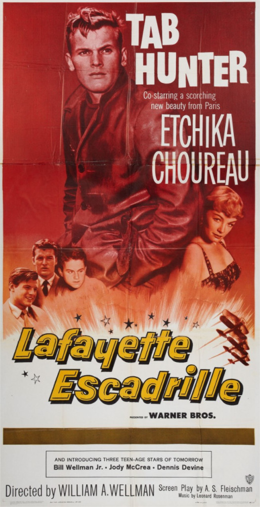 1958 Escadrille Lafayette