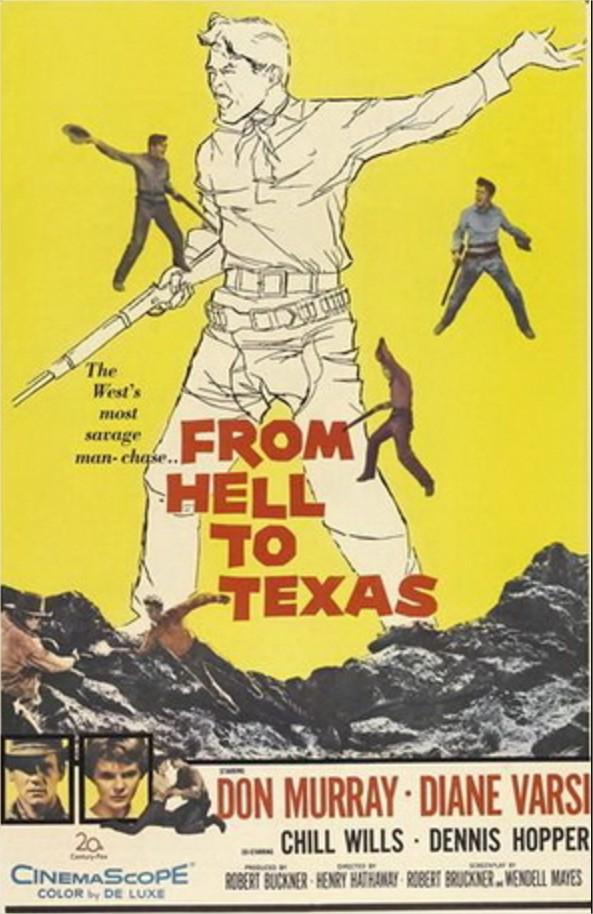 1958 La Fureur des hommes