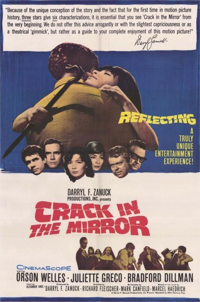 1960 Drame dans un miroir