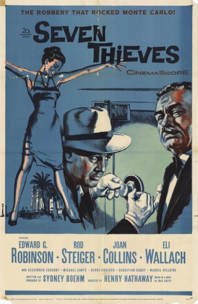 1960 Les Sept Voleurs