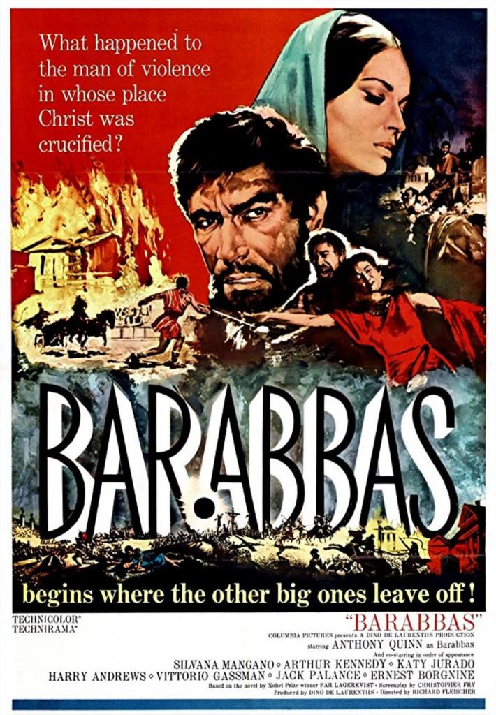 1962 Barabbas