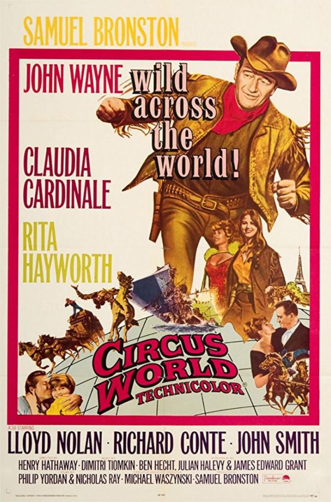 1964 Le Plus grand cirque du monde