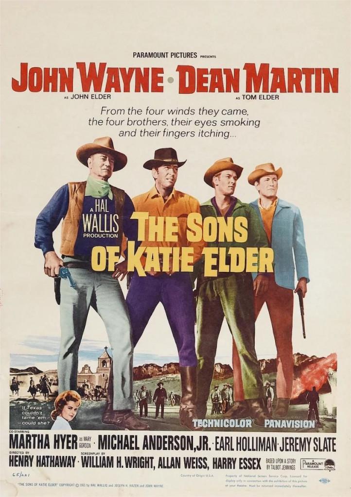 1965 Les Quatre fils de Katie Elder
