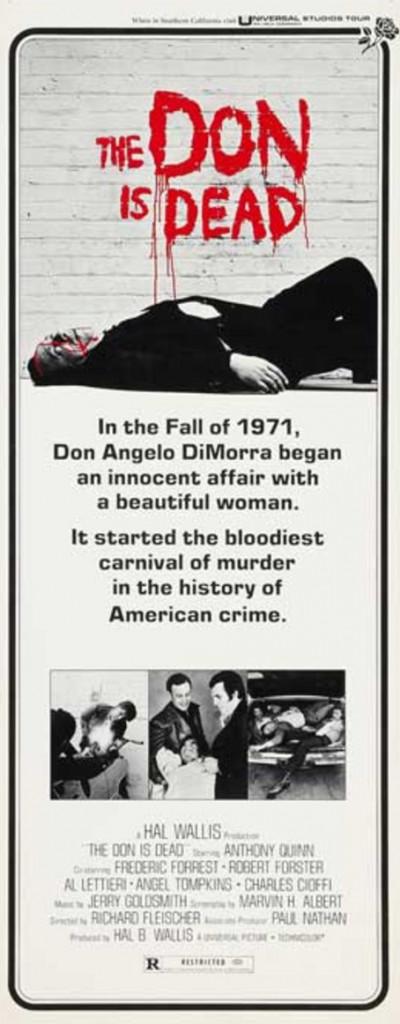 1973 Don angelo est mort