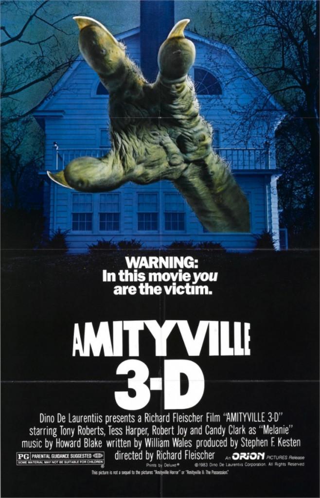 1983 Amityville 3D