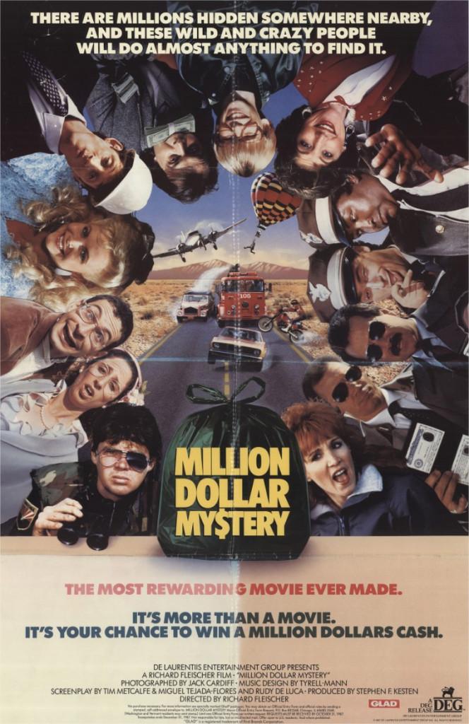 1987 Million Dollar Mystery