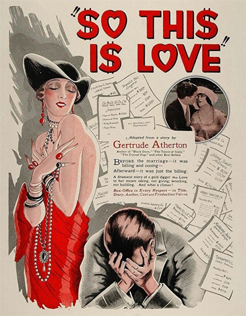 1928 So this is love